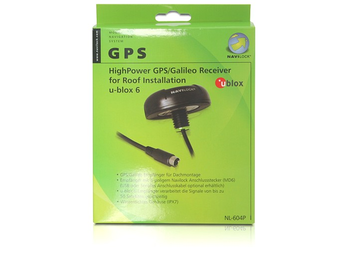 U blox 5 gps and galileo receiver driver for 3dr solo motor upgrade