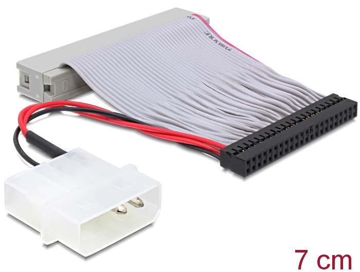 Delock Produkte Delock Kabel Hdd Flachband 2 5 Ide 44 Pin